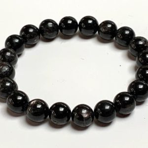 Shop Apache Tears Jewelry! 8mm Apache tears Mala Beads Bracelet, Grief Support Bracelet, Loss, Bereavement Bracelet, Grief Affirmation, Emotional Support | Natural genuine Apache Tears jewelry. Buy crystal jewelry, handmade handcrafted artisan jewelry for women.  Unique handmade gift ideas. #jewelry #beadedjewelry #beadedjewelry #gift #shopping #handmadejewelry #fashion #style #product #jewelry #affiliate #ad
