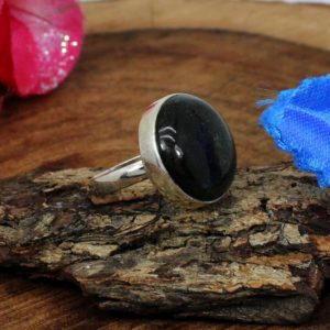 Shop Golden Obsidian Rings! 925 Sterling Silver Ring,Golden Sheen Obsidian Ring, Bezel Ring,Dainty Ring,Boho,Gypsy,Handmade Ring,Silver Gift,Men's Ring, Unisex Ring | Natural genuine Golden Obsidian rings, simple unique handcrafted gemstone rings. #rings #jewelry #shopping #gift #handmade #fashion #style #affiliate #ad
