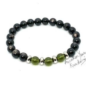 Shop Apache Tears Jewelry! AAA Mens bracelet, apache tear obsidian, moldavite bracelet, stones for healers, protection stone, protection bracelet, obsidian jewellery | Natural genuine Apache Tears jewelry. Buy handcrafted artisan men's jewelry, gifts for men.  Unique handmade mens fashion accessories. #jewelry #beadedjewelry #beadedjewelry #shopping #gift #handmadejewelry #jewelry #affiliate #ad