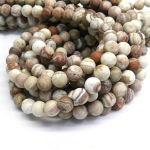 Mexican Crazy Lace Agate, Matte Beads, Crazy Lace Agate Beads, Crazy Lace Agate, Lace Agate, Frosted Beads, Agate Beads 6mm Beads 8mm Beads | Natural genuine other-shape Agate beads for beading and jewelry making.  #jewelry #beads #beadedjewelry #diyjewelry #jewelrymaking #beadstore #beading #affiliate #ad
