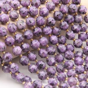 Shop Charoite Bracelets! Natural Charoite Stone Beads,Round Faceted Beads,For Jewelry Making Beads,DIY Making Beads,Bracelet/Neckelace Beads,Good Quality Gemstone. | Natural genuine Charoite bracelets. Buy crystal jewelry, handmade handcrafted artisan jewelry for women.  Unique handmade gift ideas. #jewelry #beadedbracelets #beadedjewelry #gift #shopping #handmadejewelry #fashion #style #product #bracelets #affiliate #ad