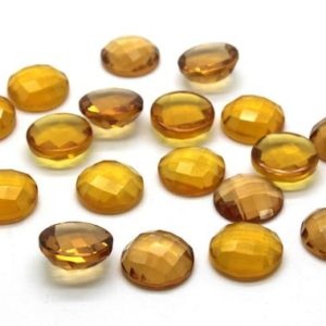 10mm Citrine round cabochons,gemstone cabochon,wholesale gemstones,diy,faceted cabochons,Citrine gem,quartz stones – AA Quality – 1 Stone | Natural genuine stones & crystals in various shapes & sizes. Buy raw cut, tumbled, or polished gemstones for making jewelry or crystal healing energy vibration raising reiki stones. #crystals #gemstones #crystalhealing #crystalsandgemstones #energyhealing #affiliate #ad