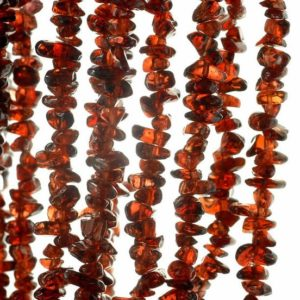 Shop Garnet Chip & Nugget Beads! Red Garnet Gemstone Grade AA Pebble Chip 10×9-5x4MM Loose Beads 16 inch Full Strand (90142957-B68) | Natural genuine chip Garnet beads for beading and jewelry making.  #jewelry #beads #beadedjewelry #diyjewelry #jewelrymaking #beadstore #beading #affiliate #ad
