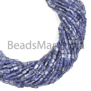 Shop Iolite Bead Shapes! iolite plain smooth brick Gemstone Beads, iolite plain Gemstone Beads, iolite brick Beads, iolite smooth Beads, iolite Beads, A Quality | Natural genuine other-shape Iolite beads for beading and jewelry making.  #jewelry #beads #beadedjewelry #diyjewelry #jewelrymaking #beadstore #beading #affiliate #ad