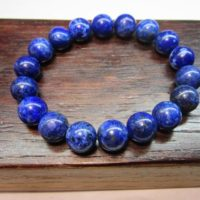 Lapis Lazuli Bracelet Third Eye Chakra Bracelet Protection Bracelet Lapis Lazuli Bracelet Lapis Lazuli Healing Bracelet Lapis Lazuli Yoga | Natural genuine Gemstone jewelry. Buy crystal jewelry, handmade handcrafted artisan jewelry for women.  Unique handmade gift ideas. #jewelry #beadedjewelry #beadedjewelry #gift #shopping #handmadejewelry #fashion #style #product #jewelry #affiliate #ad