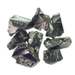 Shop Raw & Rough Shungite Stones! Natural Free Size Rough Shungite Stones For Chakra Balancing And Jewelry Making. (10 Grams Approx) | Natural genuine stones & crystals in various shapes & sizes. Buy raw cut, tumbled, or polished gemstones for making jewelry or crystal healing energy vibration raising reiki stones. #crystals #gemstones #crystalhealing #crystalsandgemstones #energyhealing #affiliate #ad