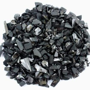 Shop Raw & Rough Shungite Stones! Natural Raw Elite Shungite Crystals, Healing Crystals, Water Clarification Stone, Raw Elite for Water Filtering, Jewelry Making Supplies. | Natural genuine stones & crystals in various shapes & sizes. Buy raw cut, tumbled, or polished gemstones for making jewelry or crystal healing energy vibration raising reiki stones. #crystals #gemstones #crystalhealing #crystalsandgemstones #energyhealing #affiliate #ad