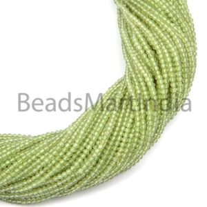 Shop Peridot Faceted Beads! Peridot Faceted Rondelle Machine Cut Beads, Faceted Peridot Beads, Peridot Rondelle Beads, Natural Peridot Beads, Peridot Beads | Natural genuine faceted Peridot beads for beading and jewelry making.  #jewelry #beads #beadedjewelry #diyjewelry #jewelrymaking #beadstore #beading #affiliate #ad