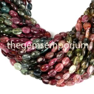 Shop Tourmaline Bead Shapes! Multi Tourmaline Plain smooth oval shape beads, Tourmaline oval shape beads, Tourmaline smooth beads,Multi Tourmaline beads,Tourmaline beads | Natural genuine other-shape Tourmaline beads for beading and jewelry making.  #jewelry #beads #beadedjewelry #diyjewelry #jewelrymaking #beadstore #beading #affiliate #ad