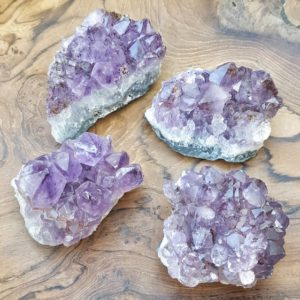 Large Amethyst Crystal Cluster  – Perfect for Healing Grids and Terrariums 499 | Natural genuine stones & crystals in various shapes & sizes. Buy raw cut, tumbled, or polished gemstones for making jewelry or crystal healing energy vibration raising reiki stones. #crystals #gemstones #crystalhealing #crystalsandgemstones #energyhealing #affiliate #ad