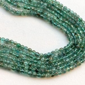 Shop Apatite Necklaces! 4-4.5mm Green Apatite Plain Balls, Green Apatite Plain Round Beads, Green Apatite Plain Ball Beads For Jewelry (1ST To 5ST Option) – RAMA139 | Natural genuine Apatite necklaces. Buy crystal jewelry, handmade handcrafted artisan jewelry for women.  Unique handmade gift ideas. #jewelry #beadednecklaces #beadedjewelry #gift #shopping #handmadejewelry #fashion #style #product #necklaces #affiliate #ad