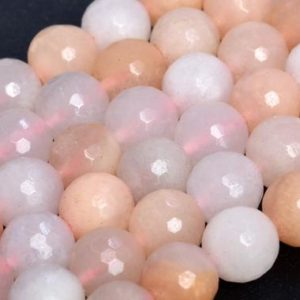 Shop Aventurine Faceted Beads! Natural Multicolor Aventurine Loose Beads Micro Faceted Round Shape 6mm 8mm 10mm | Natural genuine faceted Aventurine beads for beading and jewelry making.  #jewelry #beads #beadedjewelry #diyjewelry #jewelrymaking #beadstore #beading #affiliate #ad