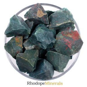 Shop Raw & Rough Bloodstone Stones! One Heliotrope Rough Stone, Heliotrope Rough Stones, Raw Heliotrope Stones, Raw Rough Heliotrope Stones, Zodiac Heliotrope Stones, Gift | Natural genuine stones & crystals in various shapes & sizes. Buy raw cut, tumbled, or polished gemstones for making jewelry or crystal healing energy vibration raising reiki stones. #crystals #gemstones #crystalhealing #crystalsandgemstones #energyhealing #affiliate #ad