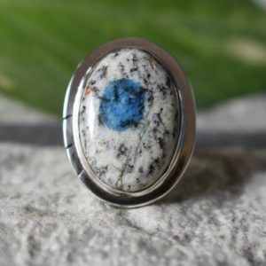 Shop Jasper Rings! 925 silver k2 jasper ring-natural k2 jasper ring-k2 jasper ring-natural jasper ring-handmade ring-jasper ring-design ring | Natural genuine Jasper rings, simple unique handcrafted gemstone rings. #rings #jewelry #shopping #gift #handmade #fashion #style #affiliate #ad