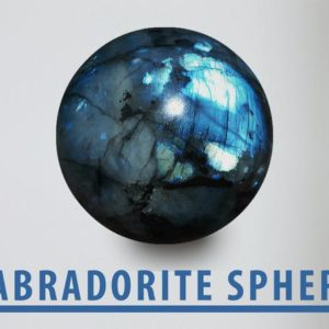 Shop Labradorite Stones & Crystals! Large Labradorite Crystal Ball Sphere Healing Crystals and Stones | Natural genuine stones & crystals in various shapes & sizes. Buy raw cut, tumbled, or polished gemstones for making jewelry or crystal healing energy vibration raising reiki stones. #crystals #gemstones #crystalhealing #crystalsandgemstones #energyhealing #affiliate #ad
