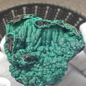 Shop Raw & Rough Malachite Stones! Stalactite Malachite Specimen from Congo | Natural genuine stones & crystals in various shapes & sizes. Buy raw cut, tumbled, or polished gemstones for making jewelry or crystal healing energy vibration raising reiki stones. #crystals #gemstones #crystalhealing #crystalsandgemstones #energyhealing #affiliate #ad