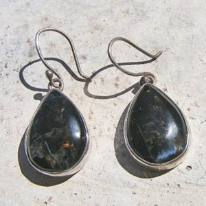 Shop Pietersite Earrings! PIETERSITE EARRINGS, Very One Of a Kind, Eagles Eye, Deep Natural Colors, Wire Earrings, Sterling Silver | Natural genuine Pietersite earrings. Buy crystal jewelry, handmade handcrafted artisan jewelry for women.  Unique handmade gift ideas. #jewelry #beadedearrings #beadedjewelry #gift #shopping #handmadejewelry #fashion #style #product #earrings #affiliate #ad