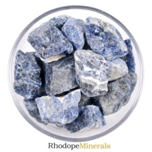 Shop Raw & Rough Sodalite Stones! One Sodalite Rough Stone, Sodalite Rough Stones, Rough Sodalite Stones, Raw Sodalite Stones, Raw Sodalite Crystals, Raw Rough Sodalite Stone | Natural genuine stones & crystals in various shapes & sizes. Buy raw cut, tumbled, or polished gemstones for making jewelry or crystal healing energy vibration raising reiki stones. #crystals #gemstones #crystalhealing #crystalsandgemstones #energyhealing #affiliate #ad