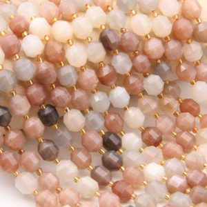 Shop Sunstone Bracelets! Natural Sunstone Beads,Round Faceted Beads,For Jewelry Making Beads,DIY Making Beads,Bracelet/Neckelace Beads,Good Quality Gemstone Beads. | Natural genuine Sunstone bracelets. Buy crystal jewelry, handmade handcrafted artisan jewelry for women.  Unique handmade gift ideas. #jewelry #beadedbracelets #beadedjewelry #gift #shopping #handmadejewelry #fashion #style #product #bracelets #affiliate #ad