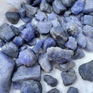 Raw Tanzanite (3-100 grams) – raw tanzanite crystal – tanzanite raw – tanzanite stone – healing crystals and stones – semi precious gemstone | Natural genuine stones & crystals in various shapes & sizes. Buy raw cut, tumbled, or polished gemstones for making jewelry or crystal healing energy vibration raising reiki stones. #crystals #gemstones #crystalhealing #crystalsandgemstones #energyhealing #affiliate #ad