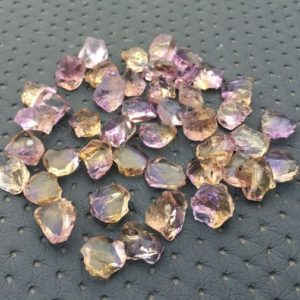 Shop Ametrine Stones & Crystals! 50 Pieces 100% Natural Ametrine Raw Size 8-10 MM,Ametrine Loose Rock stone, Ametrine Loose crystal, Multi Color Rough Ametrine Gemstone Raw | Natural genuine stones & crystals in various shapes & sizes. Buy raw cut, tumbled, or polished gemstones for making jewelry or crystal healing energy vibration raising reiki stones. #crystals #gemstones #crystalhealing #crystalsandgemstones #energyhealing #affiliate #ad