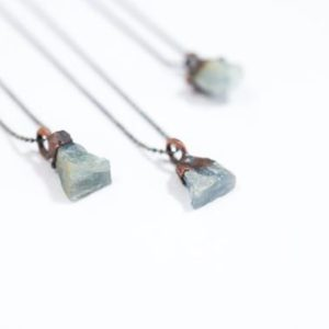 Shop Aquamarine Pendants! Aquamarine Crystal Necklace | Raw Aquamarine Sterling Jewelry | March Birthstone Necklace | Raw Aquamarine Pendant | Rough Aquamarine Stone | Natural genuine Aquamarine pendants. Buy crystal jewelry, handmade handcrafted artisan jewelry for women.  Unique handmade gift ideas. #jewelry #beadedpendants #beadedjewelry #gift #shopping #handmadejewelry #fashion #style #product #pendants #affiliate #ad