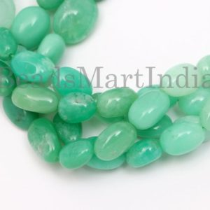 Shop Chrysoprase Chip & Nugget Beads! Natural Chrysoprase Plain Nuggets Shape Beads, Chrysoprase Plain Nugget Beads, Chrysoprase Smooth Beads, Chrysoprase Beads, Chrysoprase | Natural genuine chip Chrysoprase beads for beading and jewelry making.  #jewelry #beads #beadedjewelry #diyjewelry #jewelrymaking #beadstore #beading #affiliate #ad