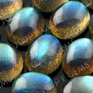 Shop Labradorite Cabochons! Labradorite Cabochon 10x12mm Oval – per stone   Natural genuine stones & crystals in various shapes & sizes. Buy raw cut, tumbled, or polished gemstones for making jewelry or crystal healing energy vibration raising reiki stones. #crystals #gemstones #crystalhealing #crystalsandgemstones #energyhealing #affiliate #ad