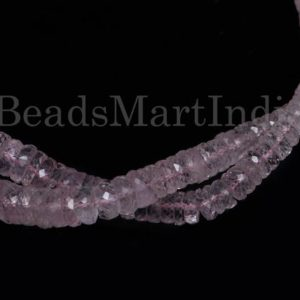 Shop Morganite Faceted Beads! Natural Morganite Faceted Tyre Shape Beads, Morganite Faceted Beads, Morganite Tyre Shape Beads, Morganite Beads, Natural Morganite Beads   Natural genuine faceted Morganite beads for beading and jewelry making.  #jewelry #beads #beadedjewelry #diyjewelry #jewelrymaking #beadstore #beading #affiliate #ad