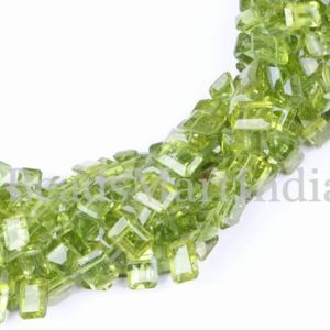 Shop Peridot Faceted Beads! Peridot Beads, Peridot Faceted Beads, Peridot Natural Beads, Peridot Cushion Shape Beads, Peridot faceted Cushion beads, Peridot Faceted | Natural genuine faceted Peridot beads for beading and jewelry making.  #jewelry #beads #beadedjewelry #diyjewelry #jewelrymaking #beadstore #beading #affiliate #ad