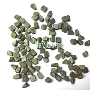 Shop Pyrite Chip & Nugget Beads! AAA Quality 50 Piece Natural Pyrite Rough, Rough Gemstone,Making Jewelry,6-8 mm ,Undrilled Loose Gemstone,Gift For Her,Wholesale Price | Natural genuine chip Pyrite beads for beading and jewelry making.  #jewelry #beads #beadedjewelry #diyjewelry #jewelrymaking #beadstore #beading #affiliate #ad
