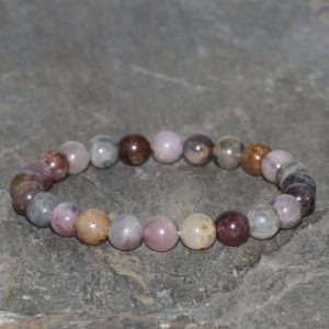 Shop Spinel Bracelets! Spinel Beaded Bracelet, Natural Handmade 7mm Beads, Dainty Multicolor Round Spinel Beads, Stacking Bracelet, Multicolor Gemstone Bracelet | Natural genuine Spinel bracelets. Buy crystal jewelry, handmade handcrafted artisan jewelry for women.  Unique handmade gift ideas. #jewelry #beadedbracelets #beadedjewelry #gift #shopping #handmadejewelry #fashion #style #product #bracelets #affiliate #ad