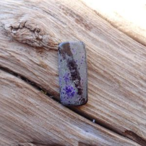 Natural Sugilite cabochon 28x12mm untreated purple gemstone ring size cabochon | Natural genuine stones & crystals in various shapes & sizes. Buy raw cut, tumbled, or polished gemstones for making jewelry or crystal healing energy vibration raising reiki stones. #crystals #gemstones #crystalhealing #crystalsandgemstones #energyhealing #affiliate #ad