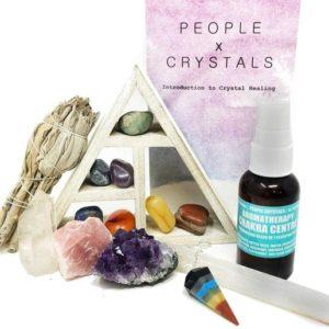Shop Chakra Stone Sets! 15 pcs Chakra Crystal Healing Kit! / Lot of Chakra tumbles, Amethyst Cluster, Raw Stones, Sage, Meditation Spray + More. Bohemian Gift Set! | Shop jewelry making and beading supplies, tools & findings for DIY jewelry making and crafts. #jewelrymaking #diyjewelry #jewelrycrafts #jewelrysupplies #beading #affiliate #ad