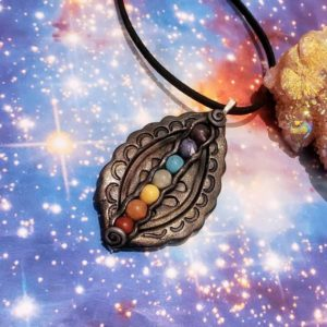 Shop Chakra Beads! 7 Chakra  Stones Crystal Pendant Necklace. Chakra Stone Set. Chakra art jewelry for  Energy Healing and Balancing. | Shop jewelry making and beading supplies, tools & findings for DIY jewelry making and crafts. #jewelrymaking #diyjewelry #jewelrycrafts #jewelrysupplies #beading #affiliate #ad