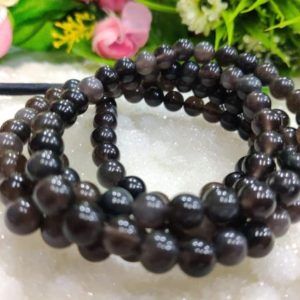 Shop Apache Tears Jewelry! Apache Tear Stone Japa Mala 108+1 Beads  ,Reiki Chakra ,Japa Mala ,Healing Crystal Stone, meditation yoga ,Gift Necklace,Japa Mantra 8 MM | Natural genuine Apache Tears jewelry. Buy crystal jewelry, handmade handcrafted artisan jewelry for women.  Unique handmade gift ideas. #jewelry #beadedjewelry #beadedjewelry #gift #shopping #handmadejewelry #fashion #style #product #jewelry #affiliate #ad