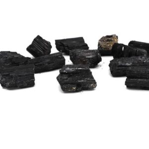 Shop Raw & Rough Black Tourmaline Stones! Raw Black Tourmaline Crystal – Rough Black Tourmaline, Protection Crystal, Crystal Grid, Healing Stones, Crystal Healing, Altar Crystal | Natural genuine stones & crystals in various shapes & sizes. Buy raw cut, tumbled, or polished gemstones for making jewelry or crystal healing energy vibration raising reiki stones. #crystals #gemstones #crystalhealing #crystalsandgemstones #energyhealing #affiliate #ad