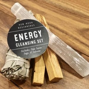 Shop Crystal Healing! Energy Cleansing Smudge Kit – palo santo, white sage stick, & raw selenite wand – smudge stick kit –  sage smudge bundle – energy cleanse | Shop jewelry making and beading supplies, tools & findings for DIY jewelry making and crafts. #jewelrymaking #diyjewelry #jewelrycrafts #jewelrysupplies #beading #affiliate #ad