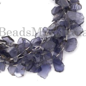 Shop Iolite Chip & Nugget Beads! Iolite Beads, Iolite Nuggets Beads, Iolite Flat Nuggets Beads, Iolite Nuggets, Iolite Flat Nuggets, Natural Iolite Flat Nuggets Beads,Iolite | Natural genuine chip Iolite beads for beading and jewelry making.  #jewelry #beads #beadedjewelry #diyjewelry #jewelrymaking #beadstore #beading #affiliate #ad