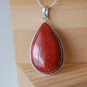 Shop Jasper Necklaces! Red Jasper Necklace, The Supreme Nurturer, Grounding Crystals, Grounding Necklace, Bronze Necklace, Jasper Stone, Grounding Stones, Earth | Natural genuine Jasper necklaces. Buy crystal jewelry, handmade handcrafted artisan jewelry for women.  Unique handmade gift ideas. #jewelry #beadednecklaces #beadedjewelry #gift #shopping #handmadejewelry #fashion #style #product #necklaces #affiliate #ad