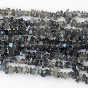 Shop Labradorite Chip & Nugget Beads! 5mm to 8mm Approx Labradorite Beads, Labradorite Gemstone Chips, Labradorite Stone, Labradorite Rough 32 Inch (1strand To 10 strand Options) | Natural genuine chip Labradorite beads for beading and jewelry making.  #jewelry #beads #beadedjewelry #diyjewelry #jewelrymaking #beadstore #beading #affiliate #ad