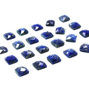 Shop Lapis Lazuli Stones & Crystals! Gemstone cabochons,Lapis cabochons,Lapis Lazuli,Lapis gemstone,faceted gemstone,faceted Lapis,square cabochons – AA Quality | Natural genuine stones & crystals in various shapes & sizes. Buy raw cut, tumbled, or polished gemstones for making jewelry or crystal healing energy vibration raising reiki stones. #crystals #gemstones #crystalhealing #crystalsandgemstones #energyhealing #affiliate #ad