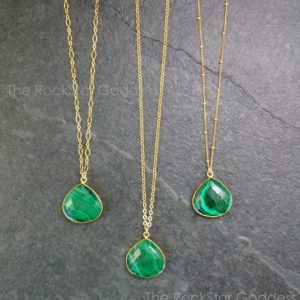 Shop Malachite Pendants! Gold Malachite Necklace / Malachite / Malachitee Pendant / Malachite Jewelry / Satellite Chain / Mothers Day Gift | Natural genuine Malachite pendants. Buy crystal jewelry, handmade handcrafted artisan jewelry for women.  Unique handmade gift ideas. #jewelry #beadedpendants #beadedjewelry #gift #shopping #handmadejewelry #fashion #style #product #pendants #affiliate #ad