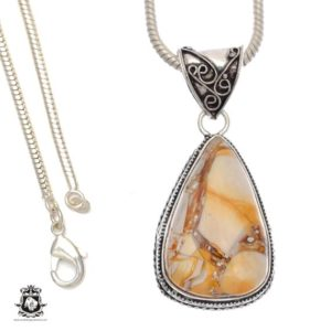 Shop Mookaite Pendants! Get it for myself! Australian Brecciated Mookaite Pendant 4mm Snake Chain V696 | Natural genuine Mookaite pendants. Buy crystal jewelry, handmade handcrafted artisan jewelry for women.  Unique handmade gift ideas. #jewelry #beadedpendants #beadedjewelry #gift #shopping #handmadejewelry #fashion #style #product #pendants #affiliate #ad