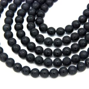 Matte Om Black Onyx Beads 6mm 8mm 10mm,Om Mandra Carved Mala Beads, Gemstone Om Mani Padme Hum Beads, Buddhist Beads, Tibetan Spacer Beads | Natural genuine other-shape Gemstone beads for beading and jewelry making.  #jewelry #beads #beadedjewelry #diyjewelry #jewelrymaking #beadstore #beading #affiliate #ad