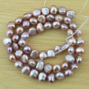 Shop Freshwater Pearls! 6-7mmNugget Purple Pearl Beads,Freshwater pearl Beads,Baroque nugget pearls,Loose pearl beads,Pearl jewelry-60pcs–15 inches–FS87 | Natural genuine beads Pearl beads for beading and jewelry making.  #jewelry #beads #beadedjewelry #diyjewelry #jewelrymaking #beadstore #beading #affiliate #ad