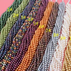 Shop Pearl Bead Shapes! 7-8mm Potato Freshwater pearl Beads, Baroque Pearls,Loose pearl beads,Pearl strand,Pearl jewelry,Wholesale  pearls-15-15.5 inches–FP125 | Natural genuine other-shape Pearl beads for beading and jewelry making.  #jewelry #beads #beadedjewelry #diyjewelry #jewelrymaking #beadstore #beading #affiliate #ad