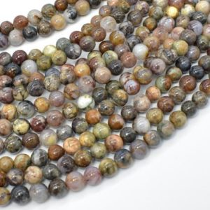 Shop Pietersite Beads! Pietersite Beads, 6mm (5.8mm) Round Beads, 16 Inch, Full strand, Approx 70 beads, Hole 0.8 mm, A- quality (346054007) | Natural genuine round Pietersite beads for beading and jewelry making.  #jewelry #beads #beadedjewelry #diyjewelry #jewelrymaking #beadstore #beading #affiliate #ad