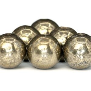 Shop Pyrite Round Beads! 195 Pcs – 2MM Copper Pyrite Beads Grade AAA Round Genuine Natural Gemstone Loose Beads (102302) | Natural genuine round Pyrite beads for beading and jewelry making.  #jewelry #beads #beadedjewelry #diyjewelry #jewelrymaking #beadstore #beading #affiliate #ad