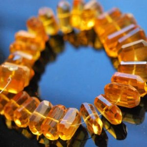 Shop Quartz Chip & Nugget Beads! Gorgeous honey colored hydro quartz  nuggets | Natural genuine chip Quartz beads for beading and jewelry making.  #jewelry #beads #beadedjewelry #diyjewelry #jewelrymaking #beadstore #beading #affiliate #ad